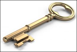 brass-key